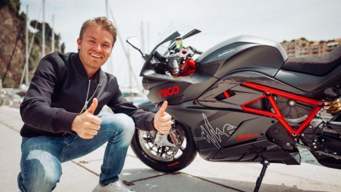 Nico Rosberg Energica