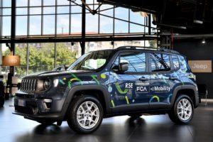 Test di lunga durata con due Jeep Renegade 4xe