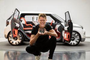Fiat Concept Centoventi Car Design Award