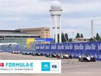 Formula E Berlino