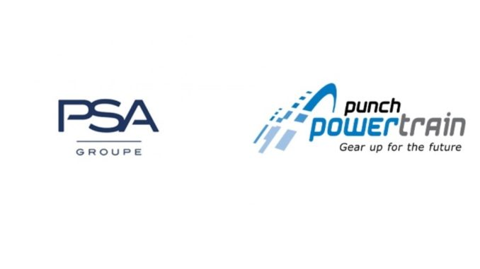 Groupe PSA e Punch Powertrain