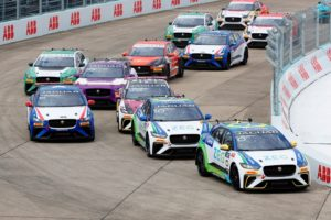 Jaguar I-Pace e-Trophy