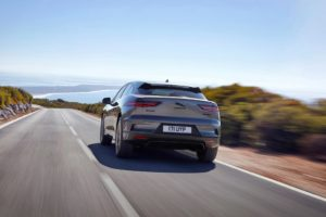 Model Year 2021 di Jaguar I-Pace