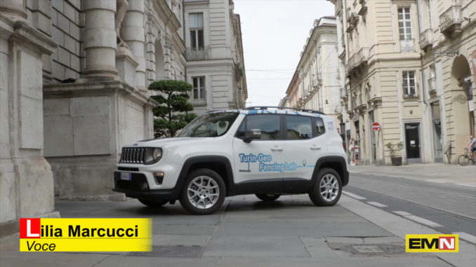 """Progetto """"Turin Geofencing Lab"""""""