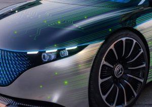 Mercedes-Benz e Nvidia