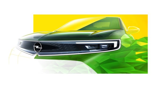 Opel Mokka Vizor