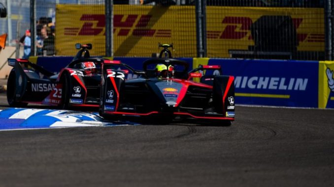 Nissan e.dams Formula E 2021