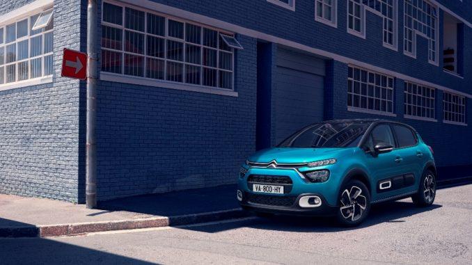 Ordinabile in Italia la Nuova Citroën C3