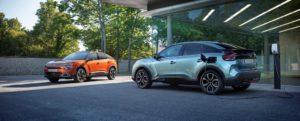 Citroën Nuova ë-C4 - 100% ëlectric e Nuova C4