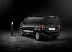 Nuovo Peugeot e-Traveller