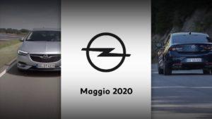 Opel Maggio 2020