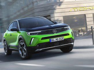 nuovo Opel Mokka-e