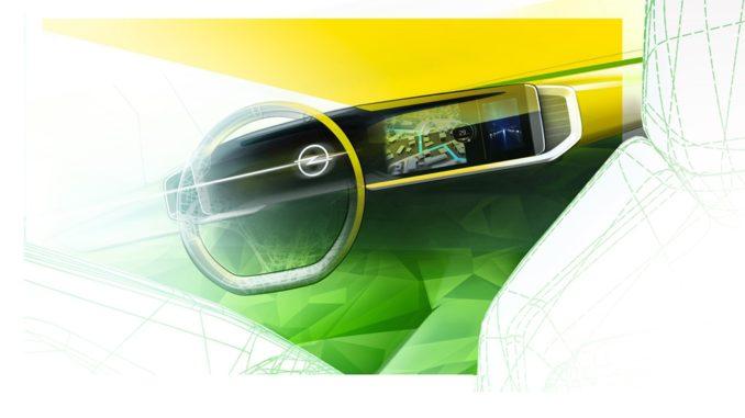 Opel Cockpit Opel Mokka