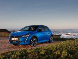 Nuova Peugeot e-208