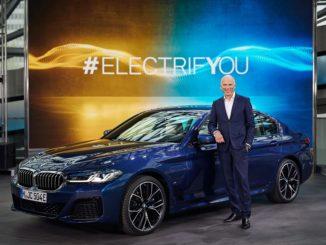 Pieter Nota, membro del Consiglio di amministrazione di BMW AG