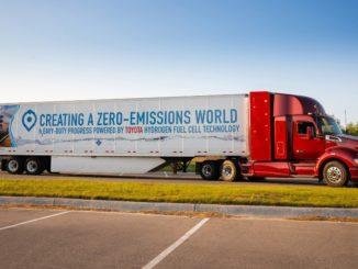California camion elettrici