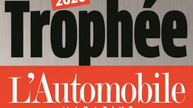 Citroën premiata L'Automobile Magazine