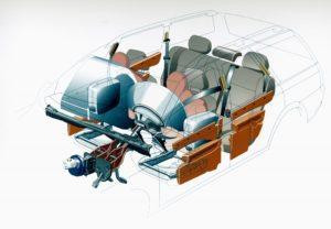 Storia. La sicurezza in primo piano con Opel Vectra, 25 anni fa
