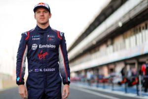 Envision Virgin Racing ha firmato con Nick Cassidy