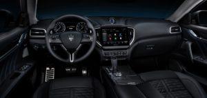 Nuova Maserati Ghibli mild-hybrid