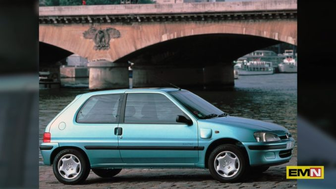 Peugeot 106 Electrique