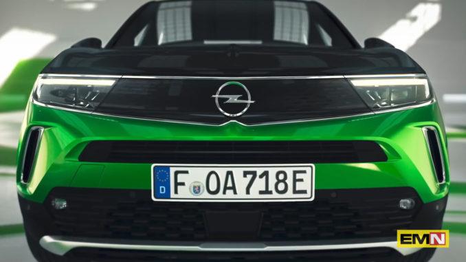 Opel giugno 2020
