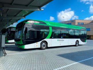 BYD 13m Classe II eBus