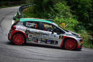 Andrea Crugnola e Citroën C3 R5 fanno il bis al Rally della Lana