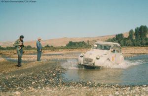 """Storia. Il dipartimento """"relazioni esterne"""" di Citroën"""