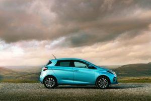Nuova Renault Zoe Appy
