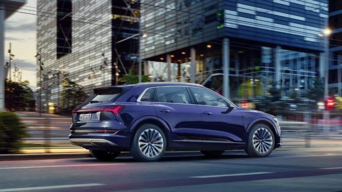 Piattaforma d'infotainment MIB 3 per Audi e-tron 2021