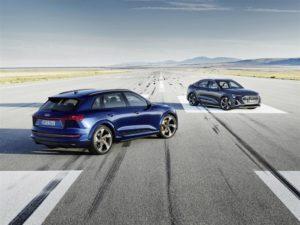 Audi e-tron e Audi e-tron Sportback