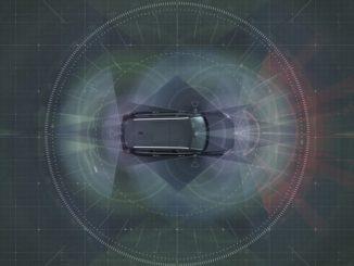 Volvo Cars Veoneer Zenuity