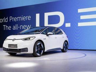 La Tecnologia ENLITEN di Bridgestone sulla Volkswagen ID.3