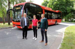 BYD eBus Unibuss Norvegia