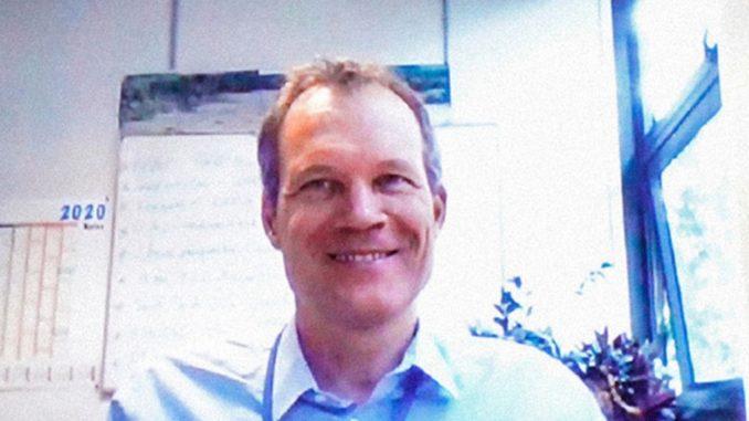 """Rob de Jong dirige l'unità """"Qualità dell'aria e mobilità"""" del Programma per l'Ambiente delle Nazioni Unite (UNEP),"""