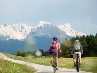 ricarica e-bike Val d'Ega