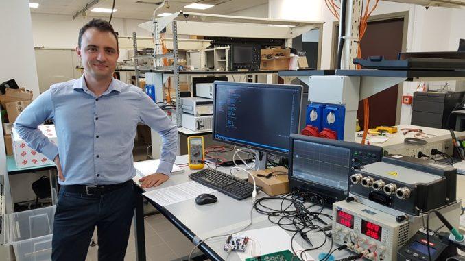 eDriveLab range extender Università Parma