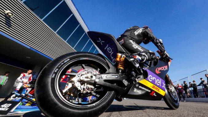 Energica Jerez MotoE