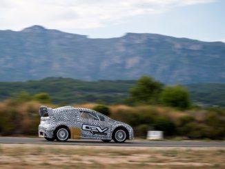 FIA Rallycross eRX2