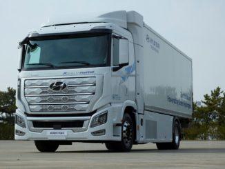 Hyundai Xcient FCEV