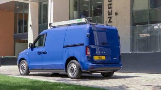 furgone elettrico LEVC VN5