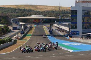 MotoE Jerez gara 2020