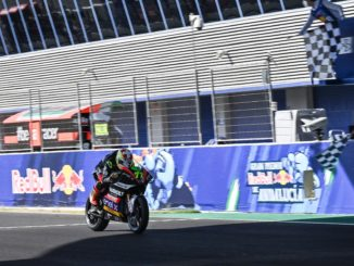 Aegerter ha vinto la sua prima gara di MotoE a Jerez