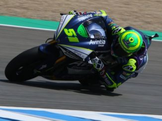 MotoE test day Jerez 2020