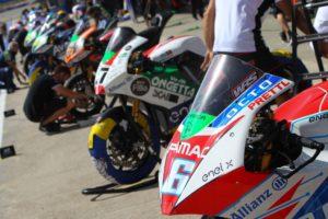 MotoE test day Jerez 2020