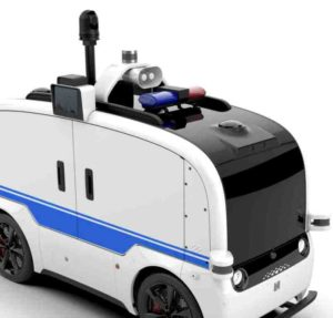 Ecomobility guida autonoma