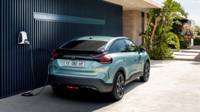 Citroën Nuova C4 e Nuova ë-C4 - 100% ëlectric