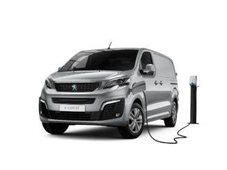 Nuovo Peugeot e-Expert