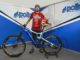 Thomas Oldrati in pista con le e-bike cross di Polini